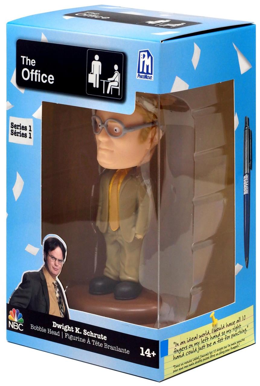 THE OFFICE MINI FIGURE KEVIN SERIES 1 **NEW PHATMOJO**