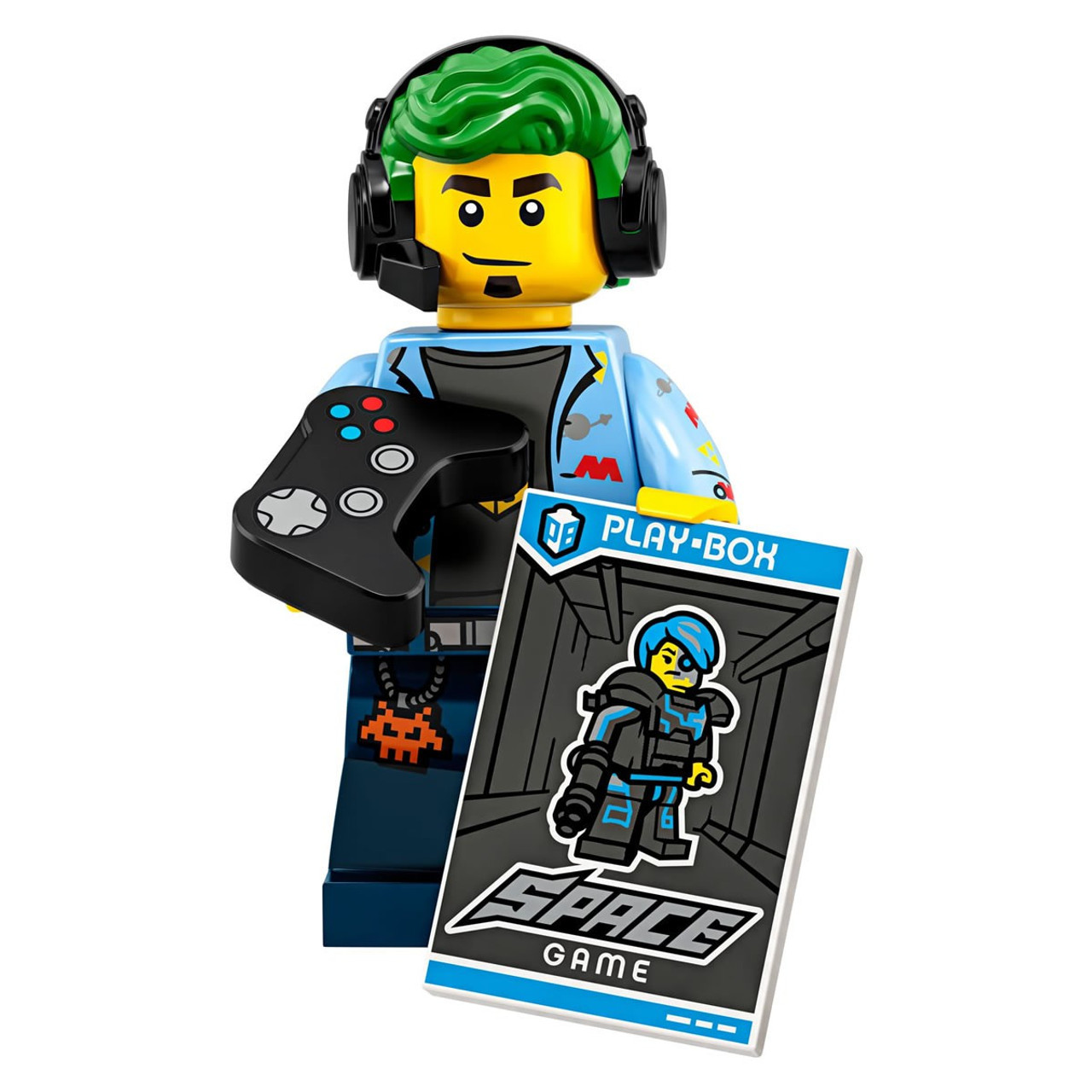 LEGO THE ROCK STAR minifigure LEGO MINIFIGURE SERIES 12 complete