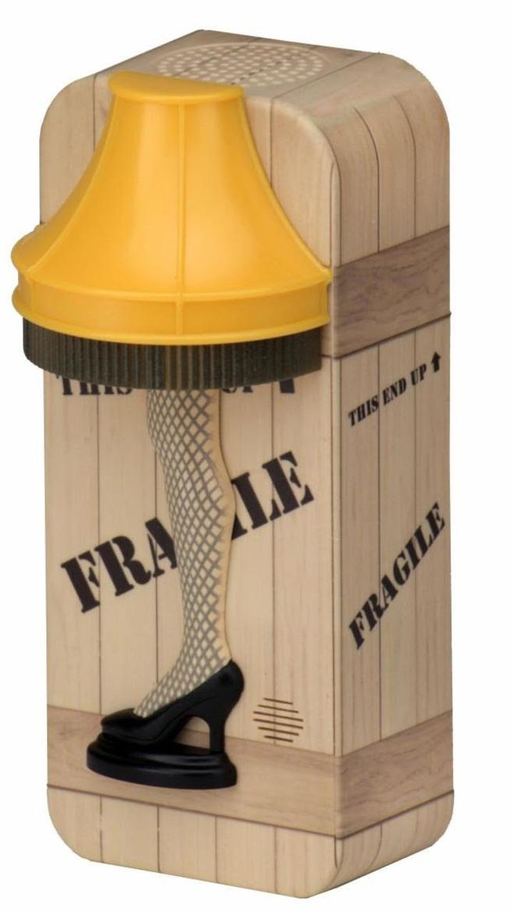 A Christmas Story Leg Lamp.Neca A Christmas Story Leg Lamp Clapper Night Lite Pre Order Ships October