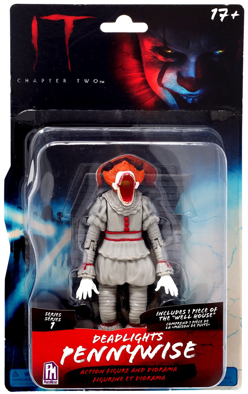 IT: Chapter Two Deadlights Pennywise Action Figure
