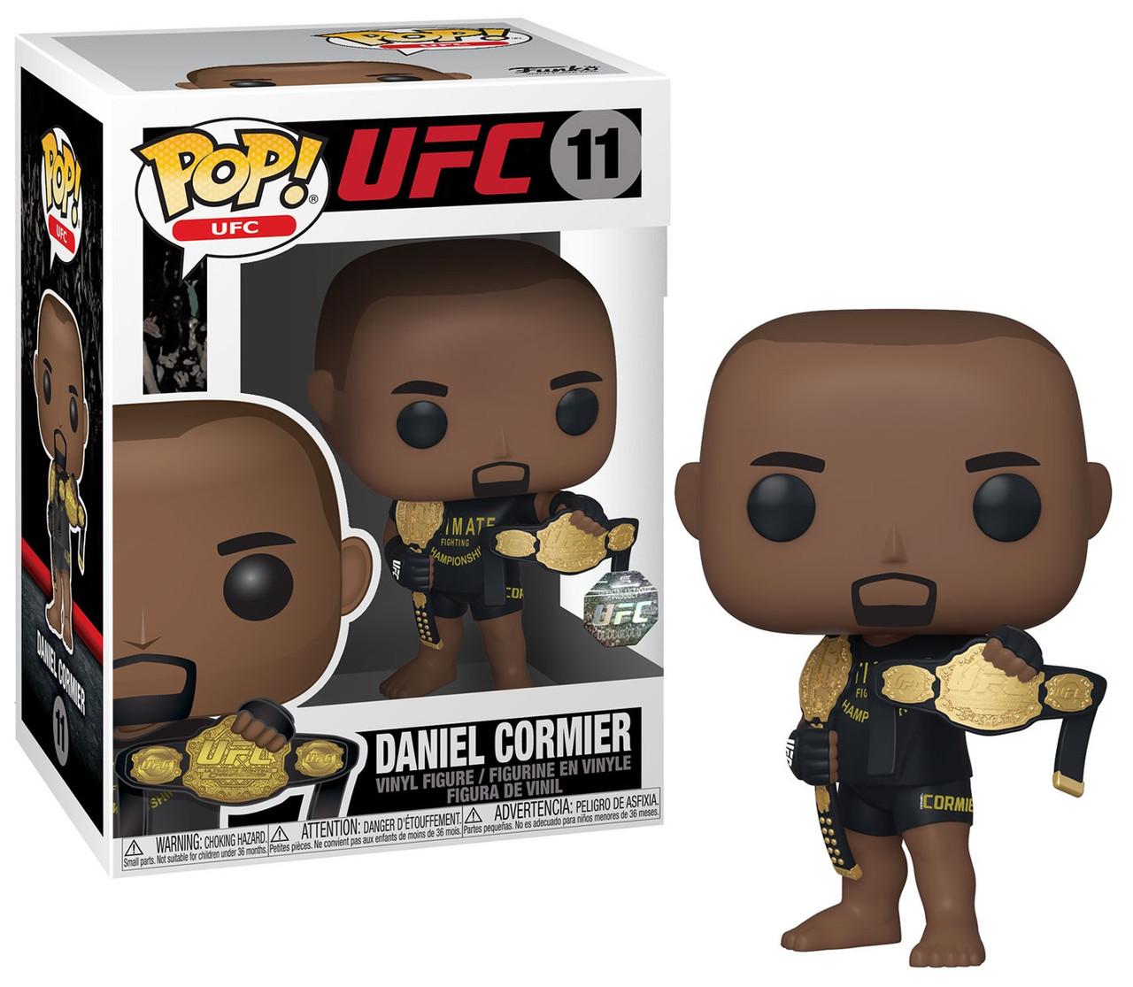 da collezione serie TV POP! UFC FUNKO Jose Aldo Serie, Wrestler Fighter