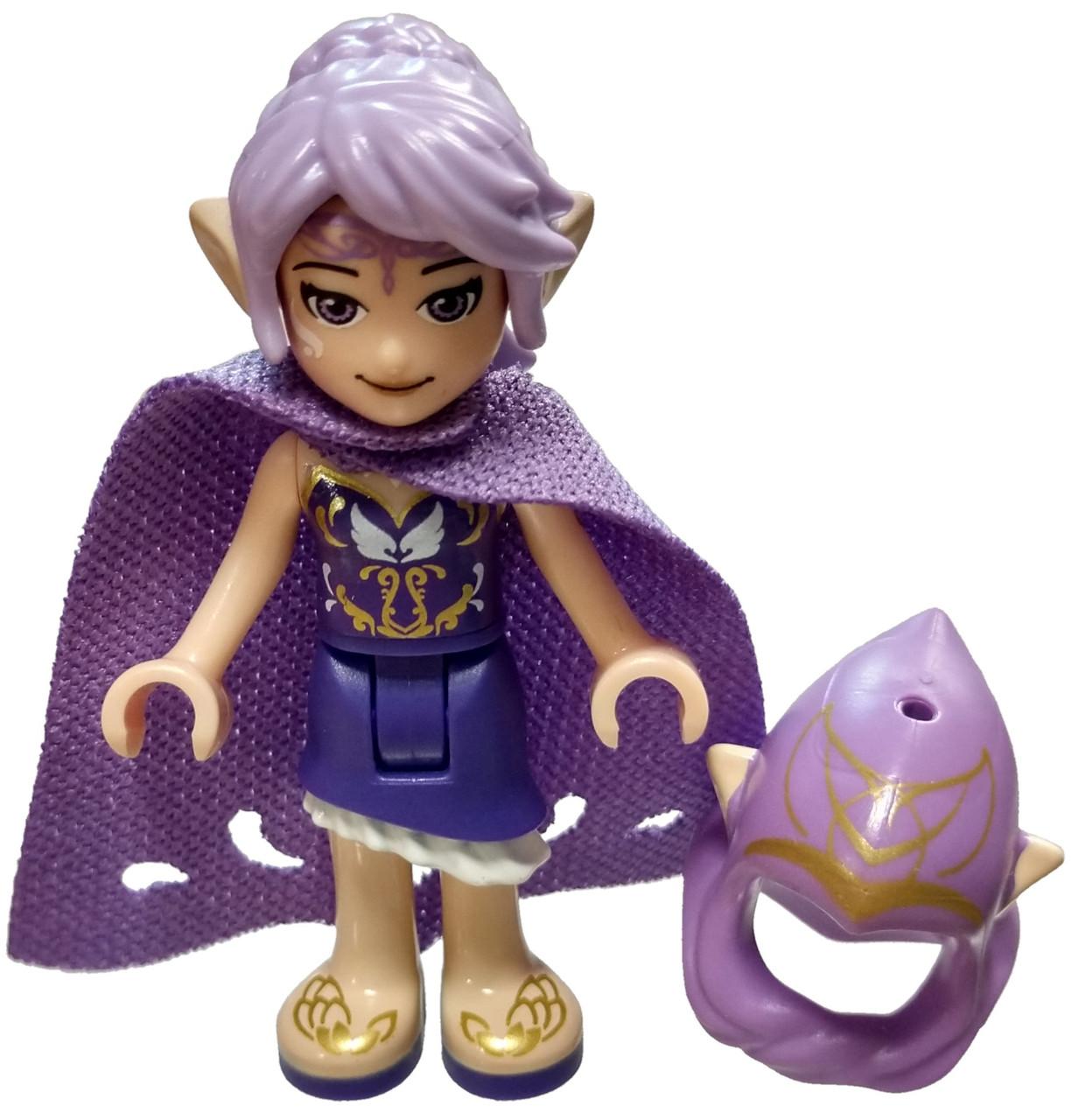LEGO Elves Minifigure Mini Fig Aira Windwhistler