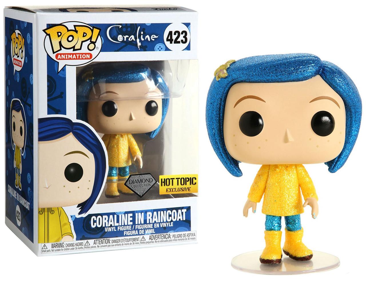 Pop Coraline Doll Vinyl Figure