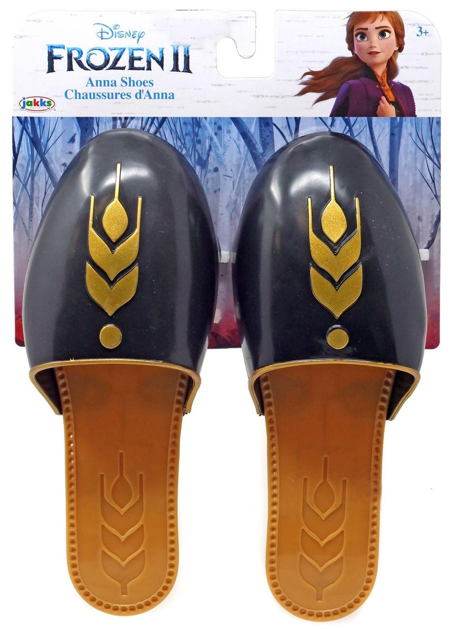 Disney Frozen 2 Anna Shoes Size 9-11