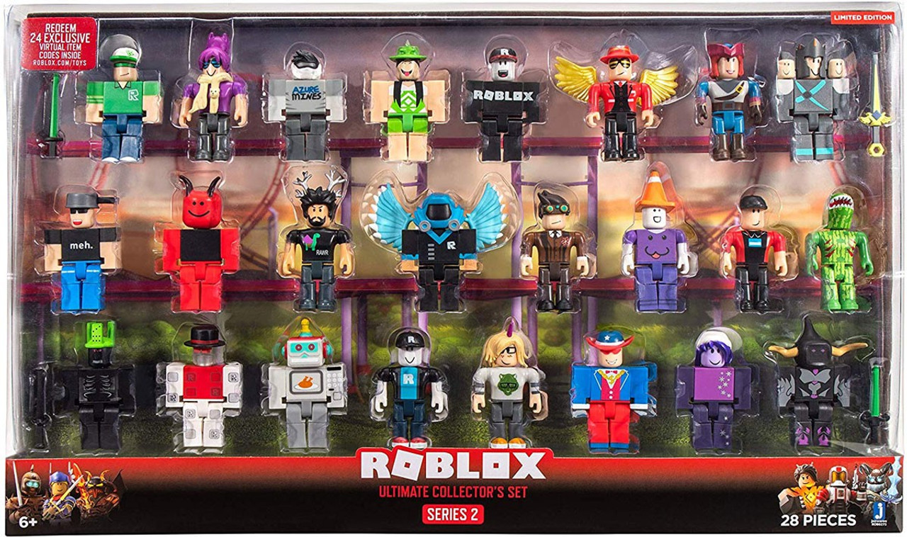 Roblox Series 2 Ultimate Collectors Set 3 Action Figure 24 Pack
