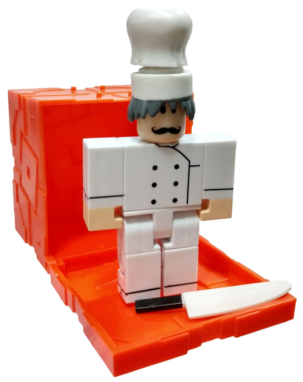 Roblox Series 6 Dare To Cook Cuisine Chef 3 Mini Figure With