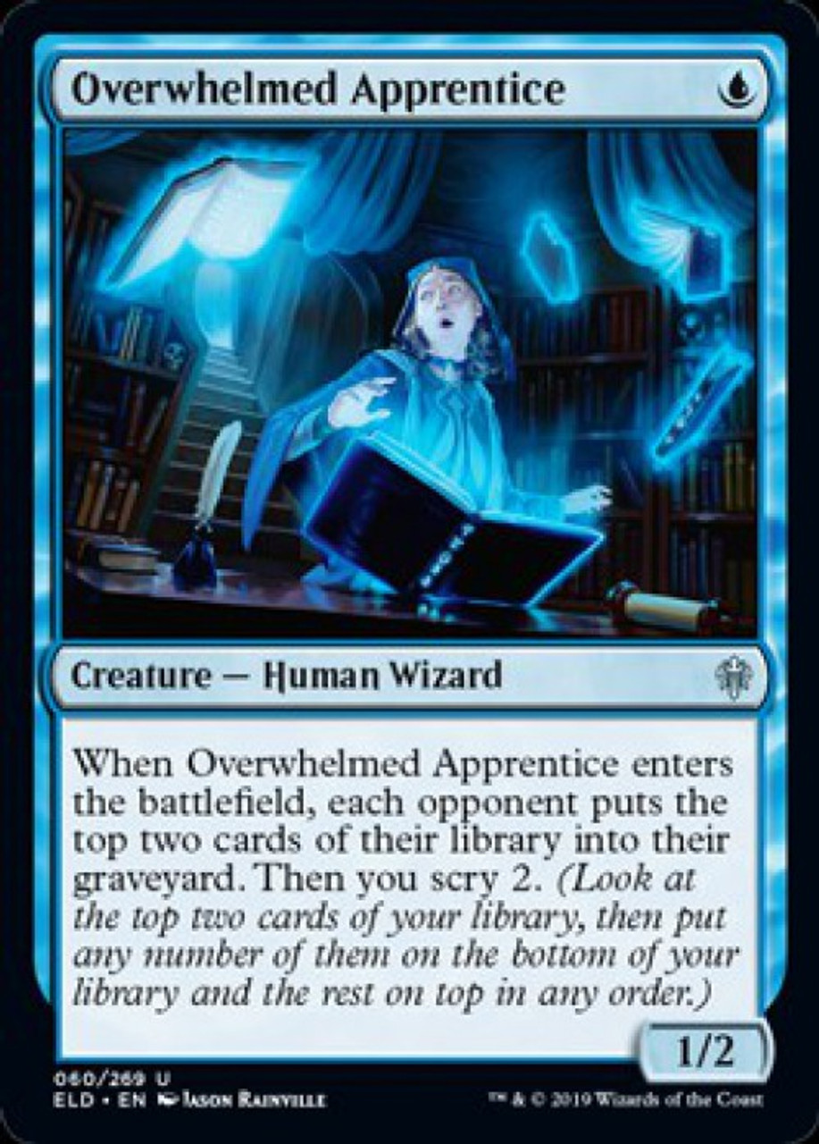 FOIL SHEPHERD OF THE FLOCK X4 Throne Of Eldraine ELD Magic MTG MINT CARD