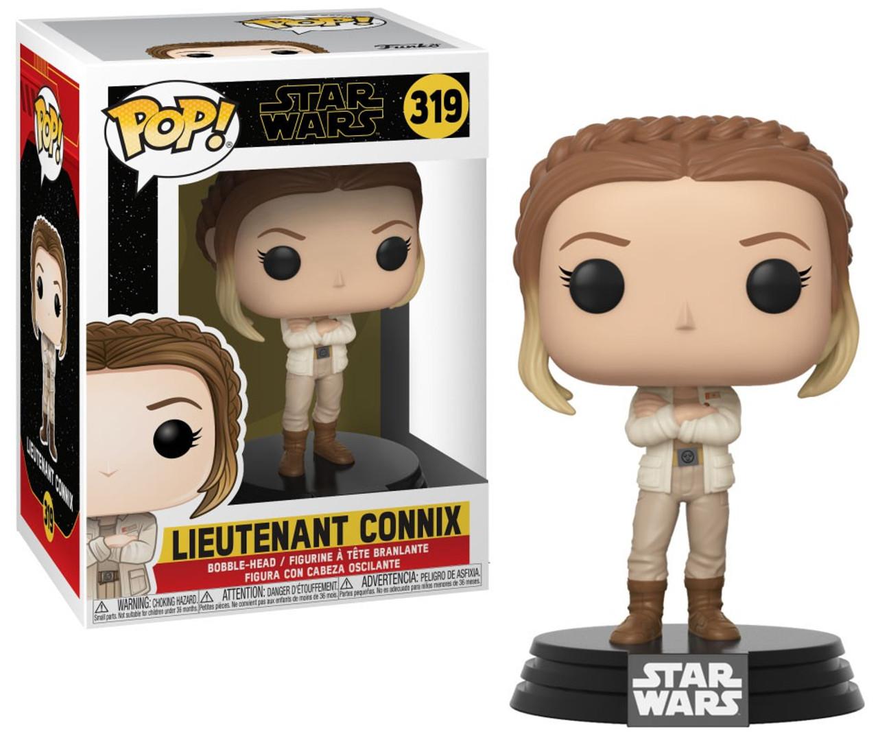 Funko Star Wars The Rise Of Skywalker Pop Star Wars Lieutenant Connix Vinyl Figure Toywiz
