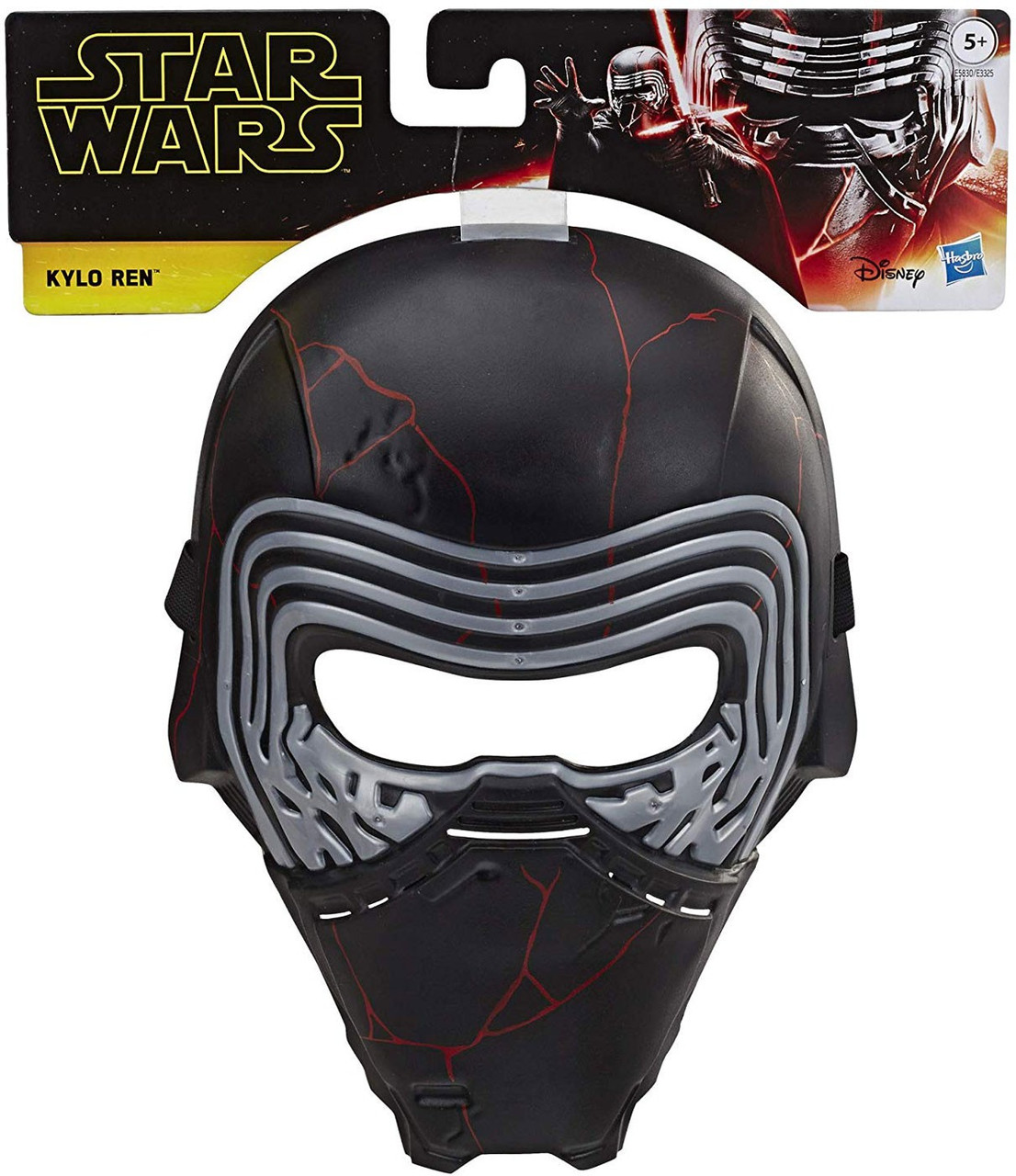 Star Wars The Rise Of Skywalker Kylo Ren Role Play Mask Hasbro Toys Toywiz
