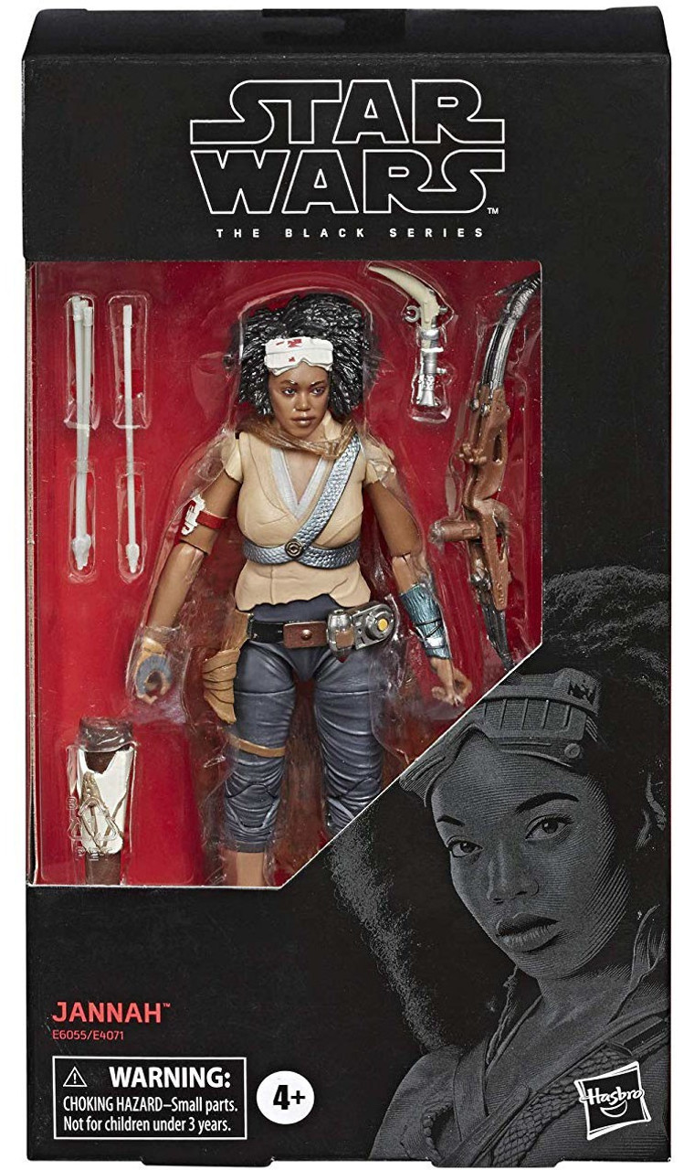 "Star Wars The Black Series 3.75/"" Wave 4 Exclusive Figure Set of 6-New"