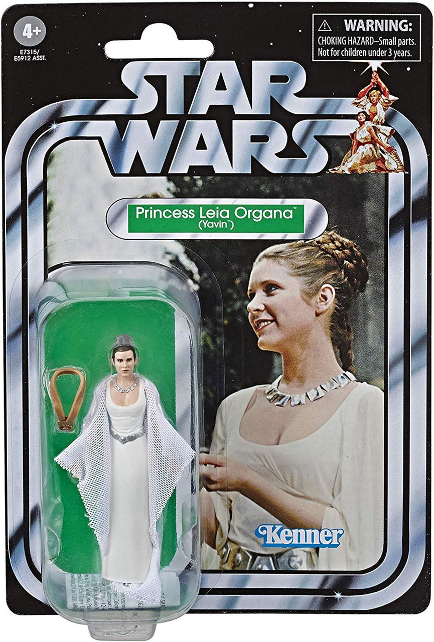 Star Wars Return Of The Jedi Vintage Collection Princess Leia 3 75 Action Figure Ceremony Hasbro Toys Toywiz