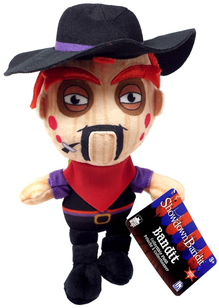 Undertaker Showdown Bandit Collectible Plush Series 1