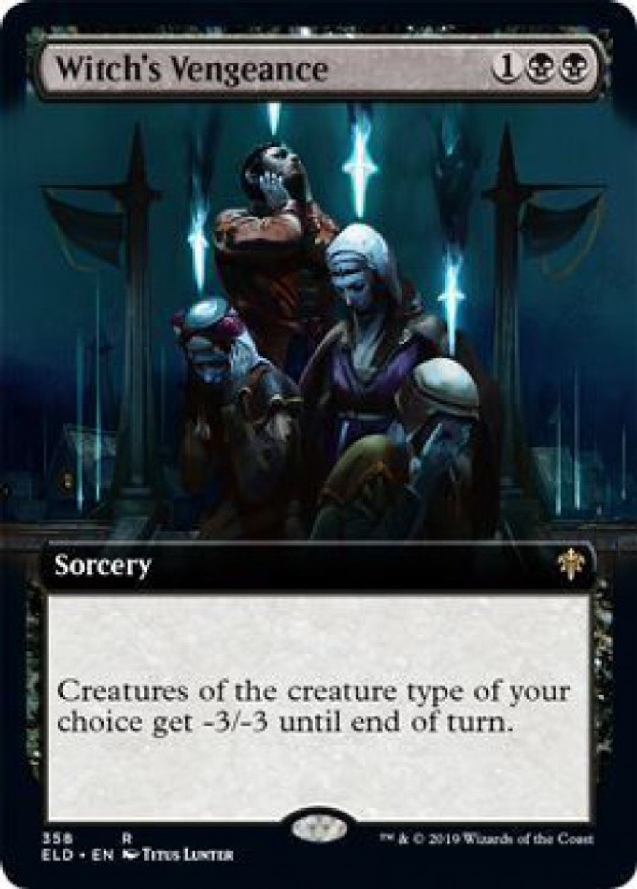 EXTENDED ART Throne Of Eldraine Variants Magic MTG MINT CARD CHARMING PRINCE