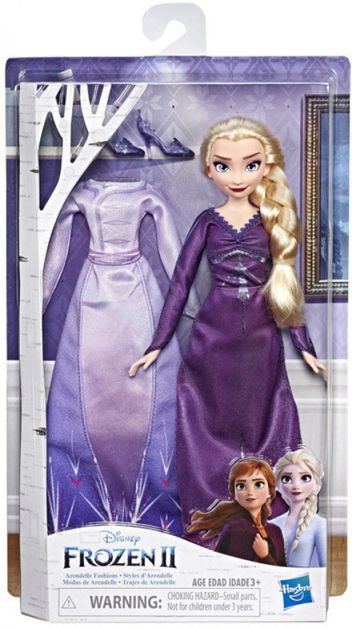 Disney Frozen 2 Anna Fashion Doll New Toy Girls Christmas Gift Present Latest