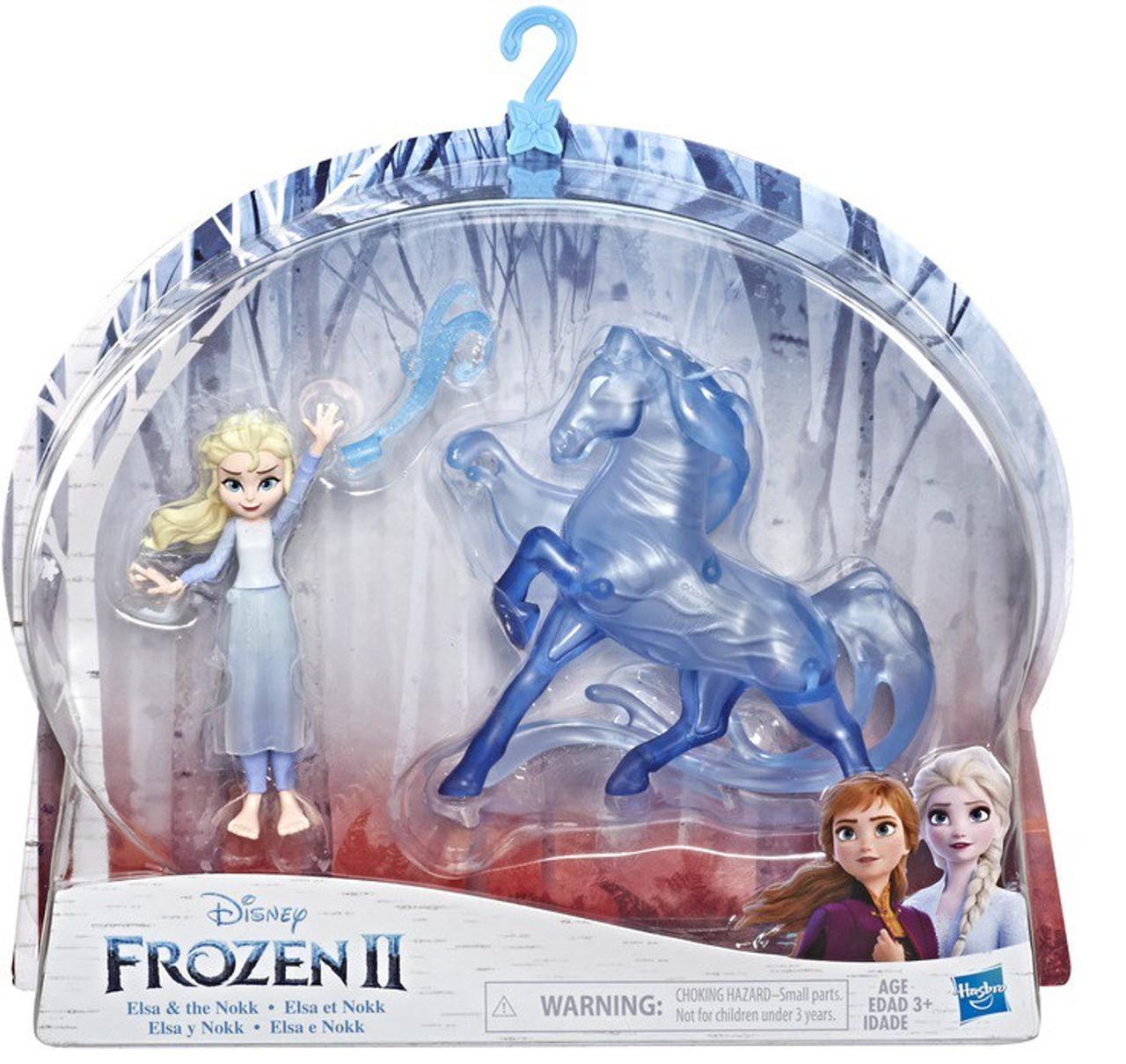 Disney Frozen 2 Elsa & The Nokk Small Dolls 2-Pack