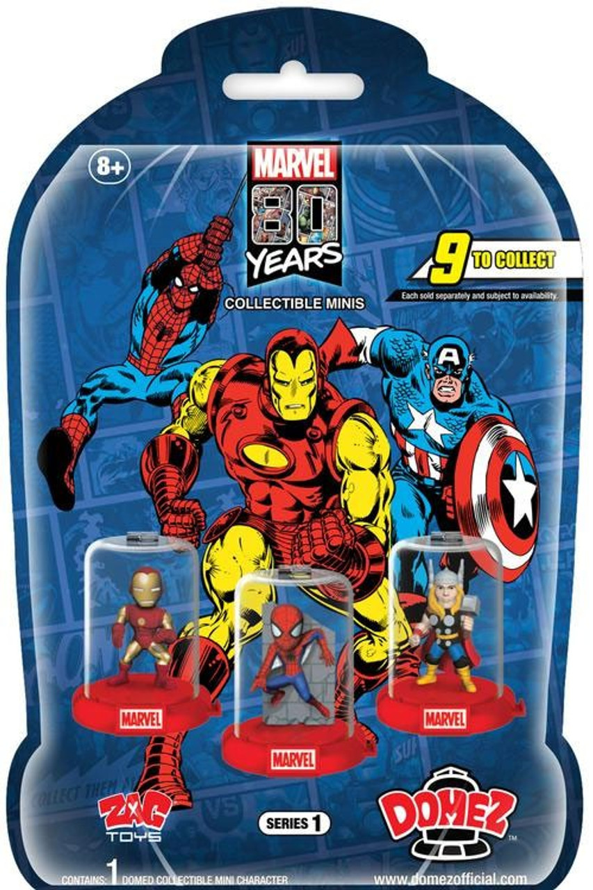 PANINI  MARVEL 80 YEARS ANNIVERSARY 10 PACKS 2020