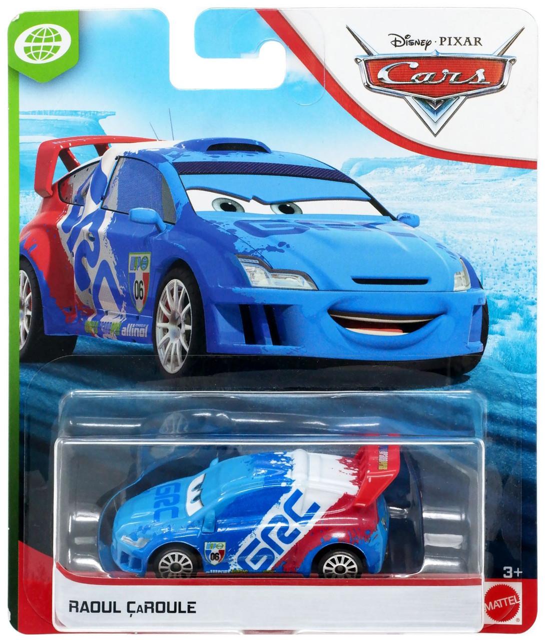 Take Five a Day » Blog Archive » Mattel Disney Pixar CARS: Neon ...   1280x1093