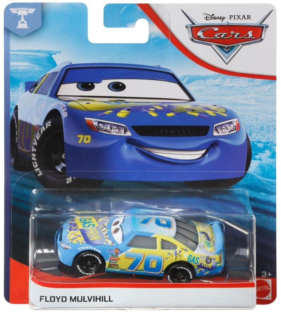 cars 3  Disney / Pixar Cars Cars 5 Piston Cup Racers Floyd Mulvihill Diecast Car