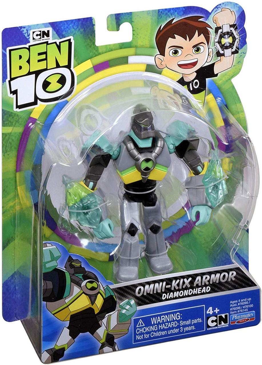 BEN 10 FIGURINES DIAMONDHEAD