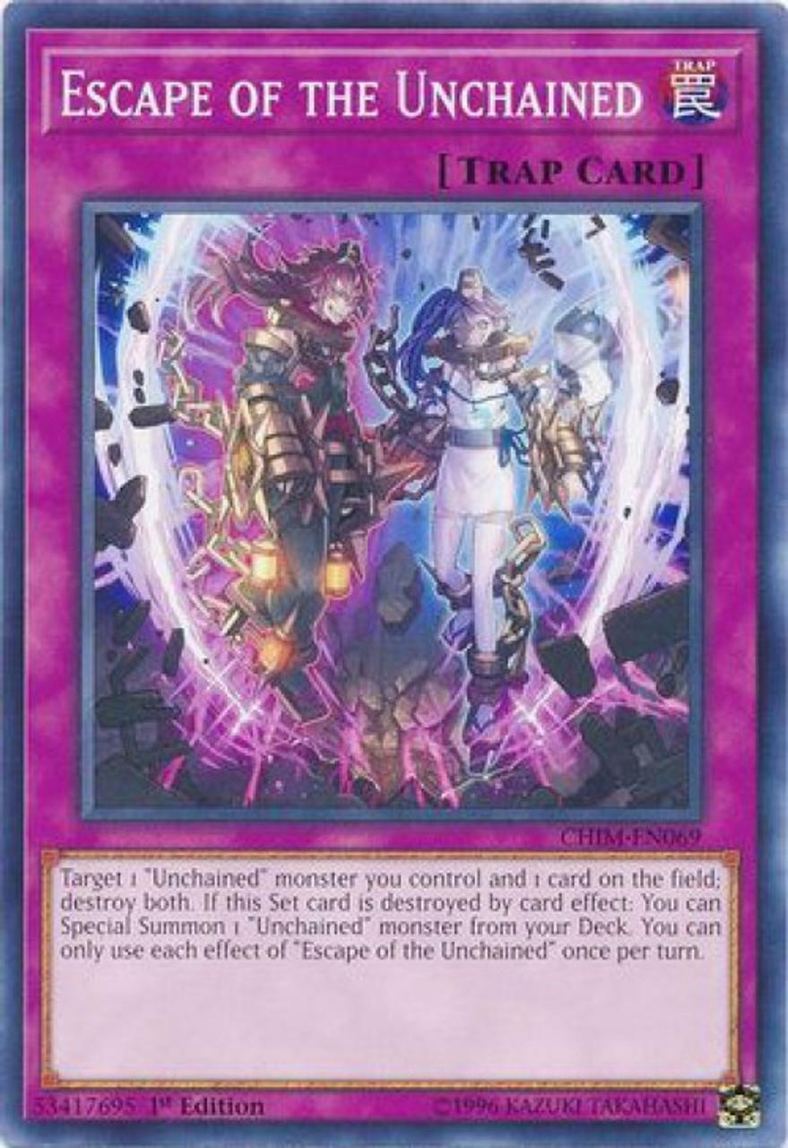 Chaos Impact CHIM-DE001-099 YuGiOh Einzelkarten zum aussuchen