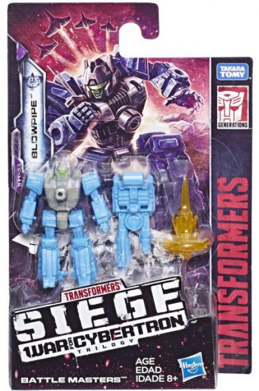 War For Cybertron Battle Masters Transformers HASBRO E3550 FIREDRIVE
