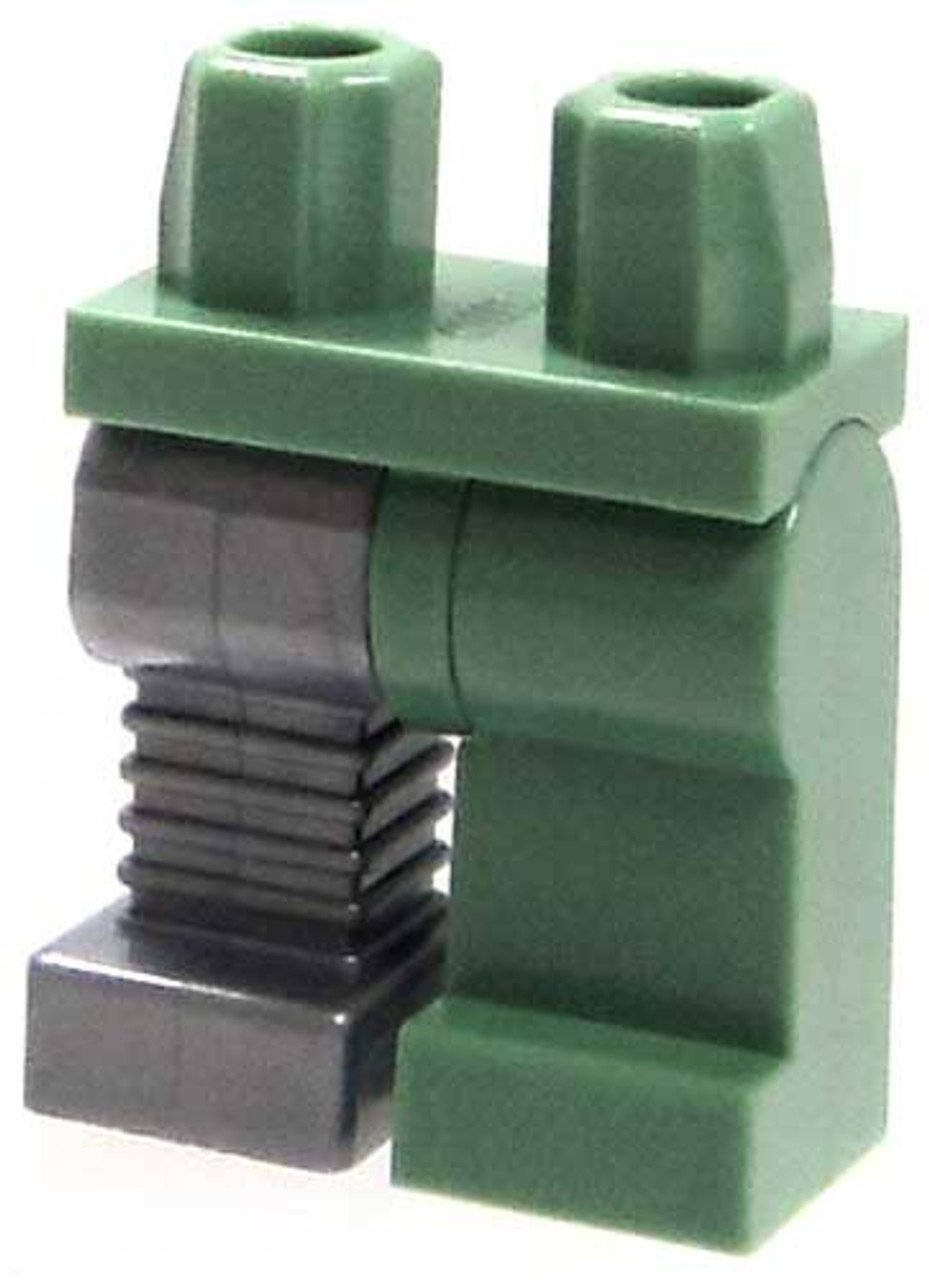 Lego Minifig Sand Green Hips Legs NEW