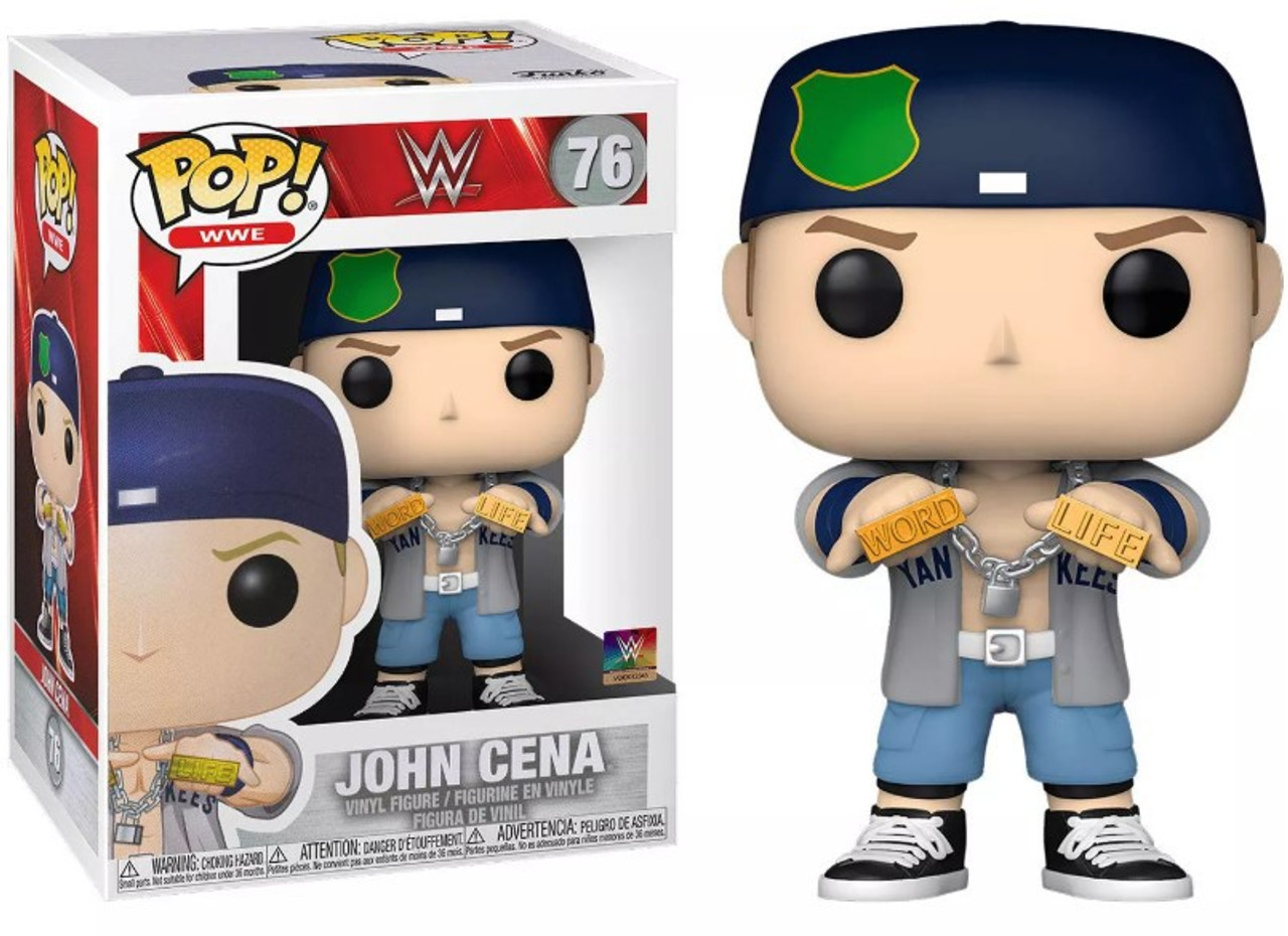 WWE The Miz Vinyl Figure Funko POP