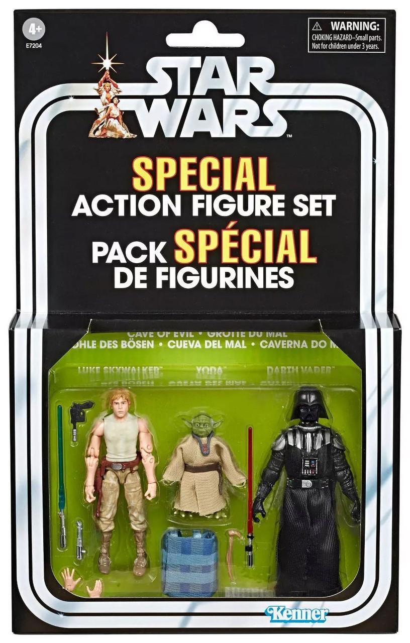 """Star Wars Vintage Collection Luke Skywalker loose 3.75/"""" figure Dagobah Cave Evil"""