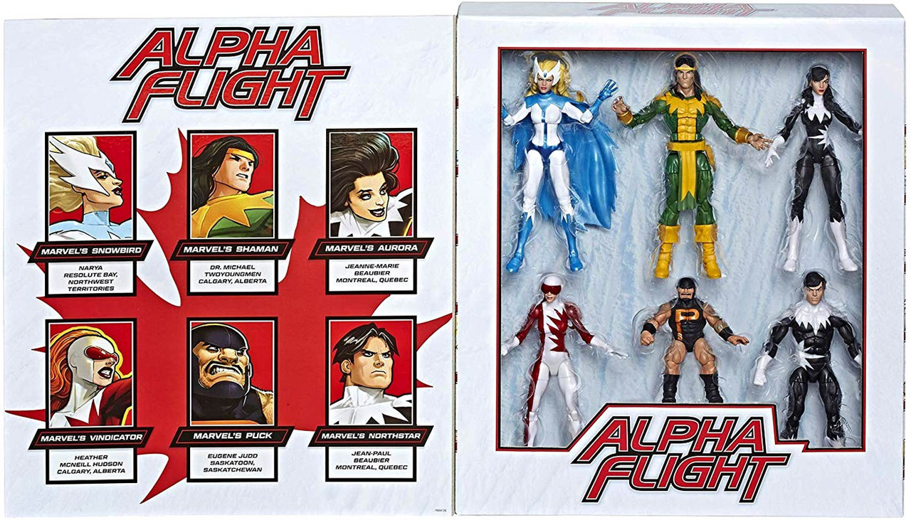 Marvel Minimates Alpha Flight # 2 Shaman
