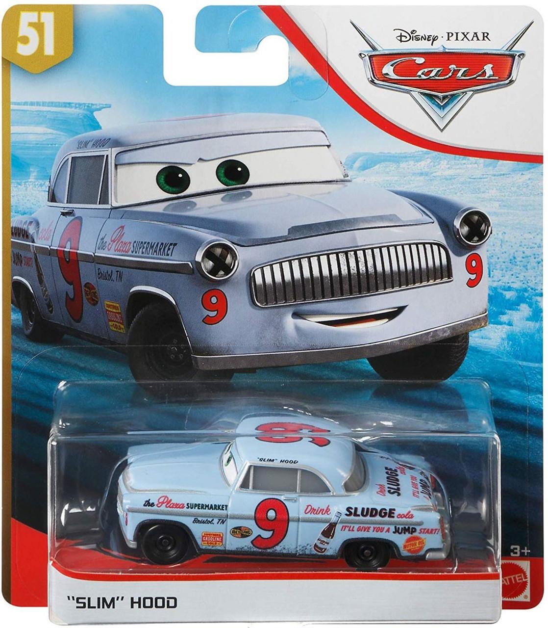 KURT CARS 3 Mattel Disney Pixar