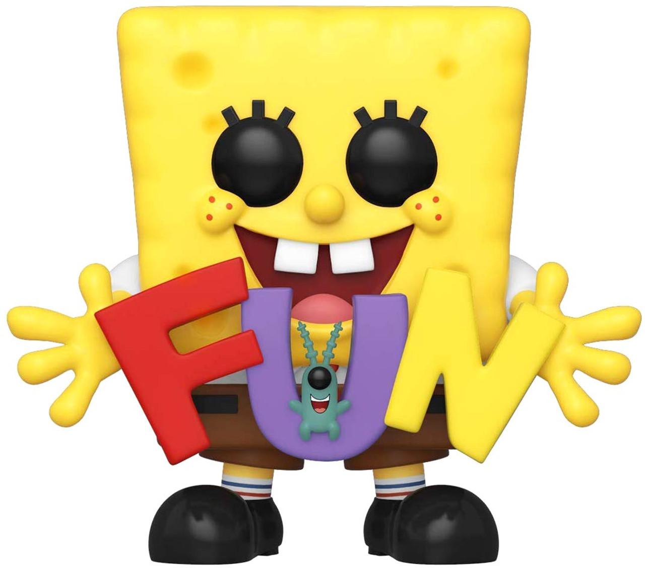 Spongebob Squarepants Funko POP! TV F.U.N. Spongebob Exclusive Vinyl Figure  #679