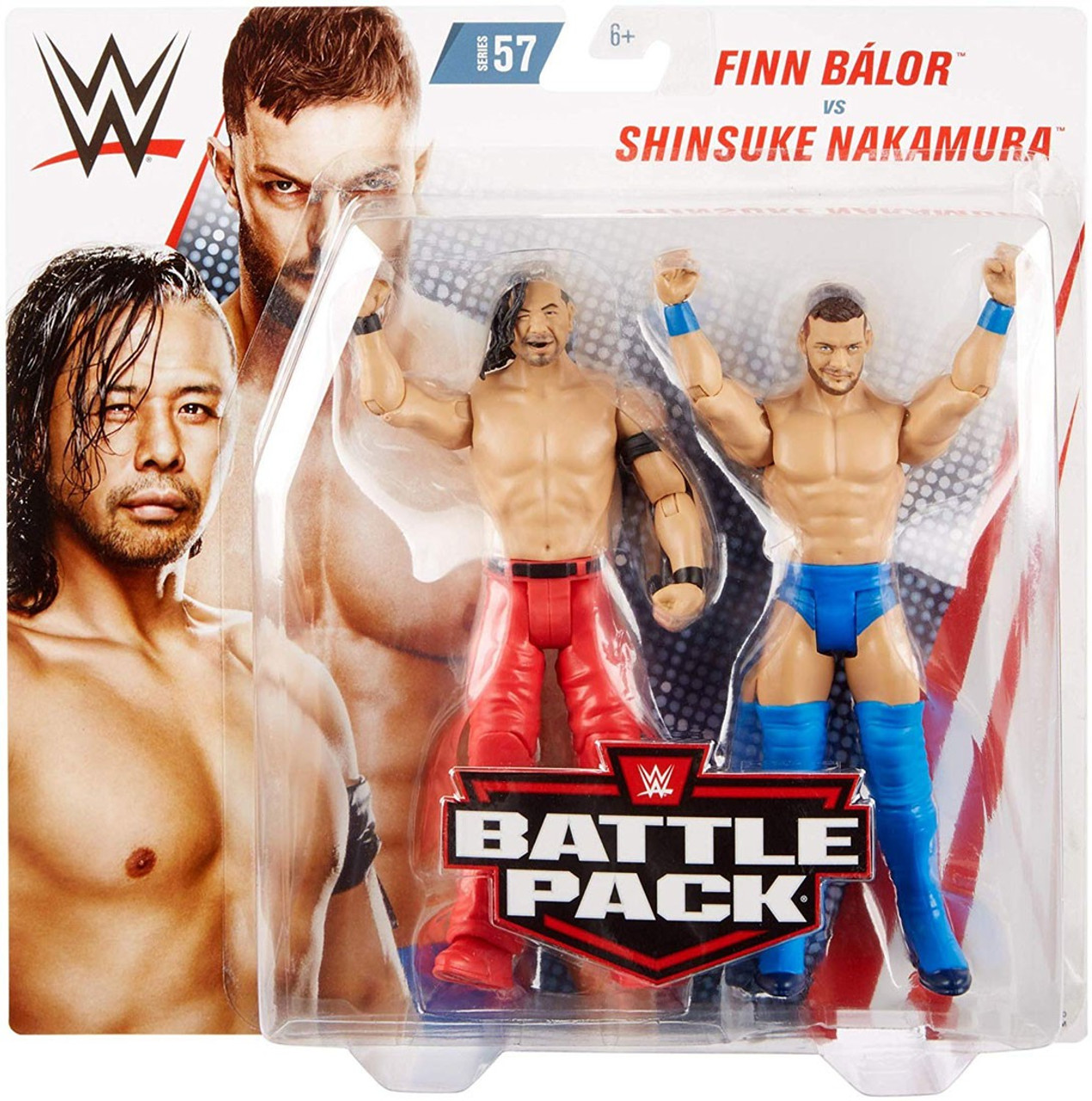 WWE Tough Talkers Mattel Toy Wrestling Action Figure Demon Finn Balor