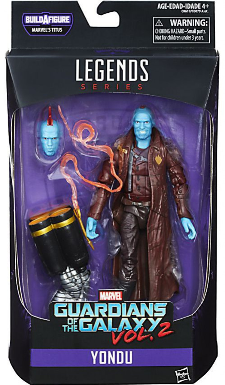 Marvel Guardians of the Galaxy Yondu Figure