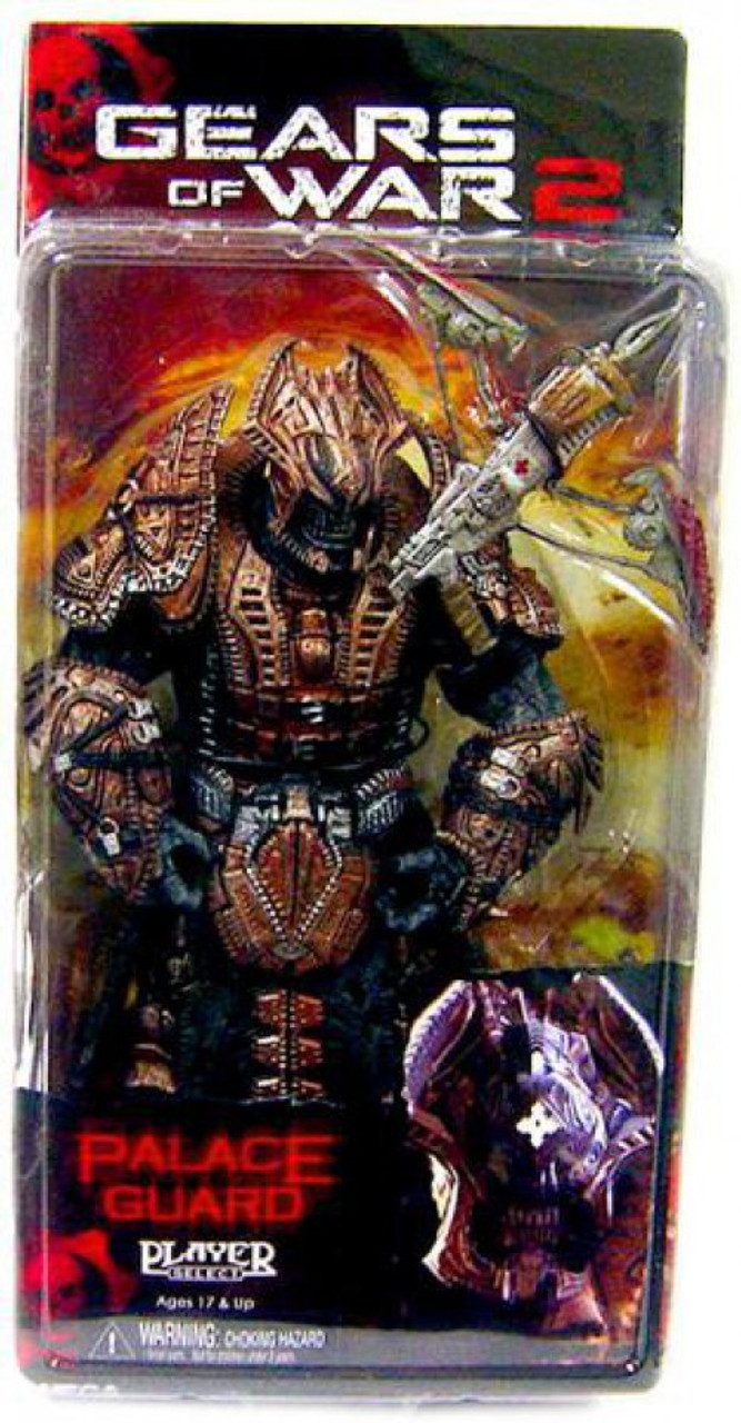 """Gears of War Neca 7/"""" scale Figure NEW Palace Guard GOW 2"""