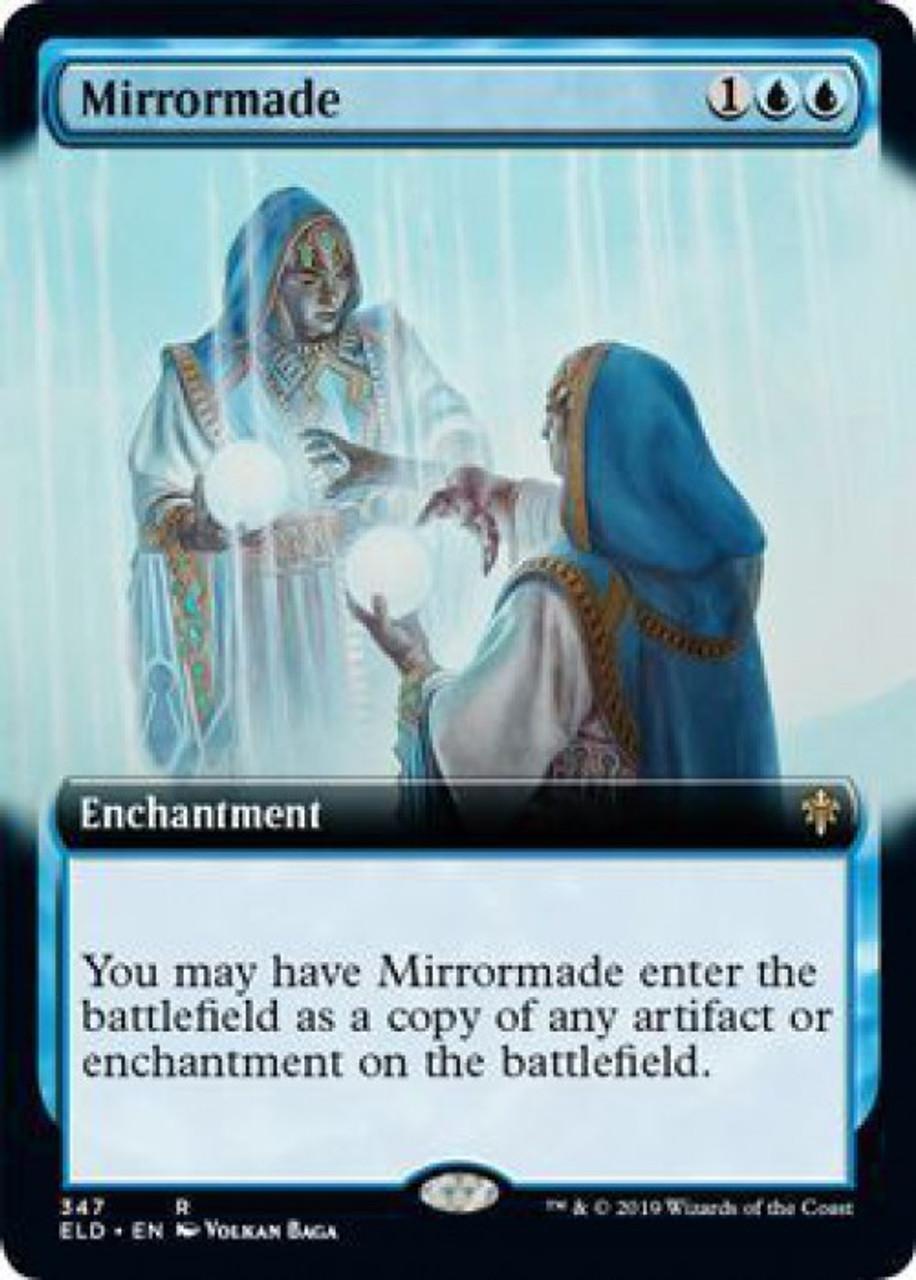 MIRRORMADE Throne Of Eldraine ELD Magic MTG MINT CARD
