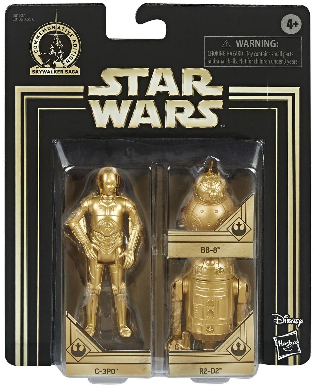 Topps Star Wars Card Trader Rise of Skywalker ACTION FIGURES BLUE Rey #7