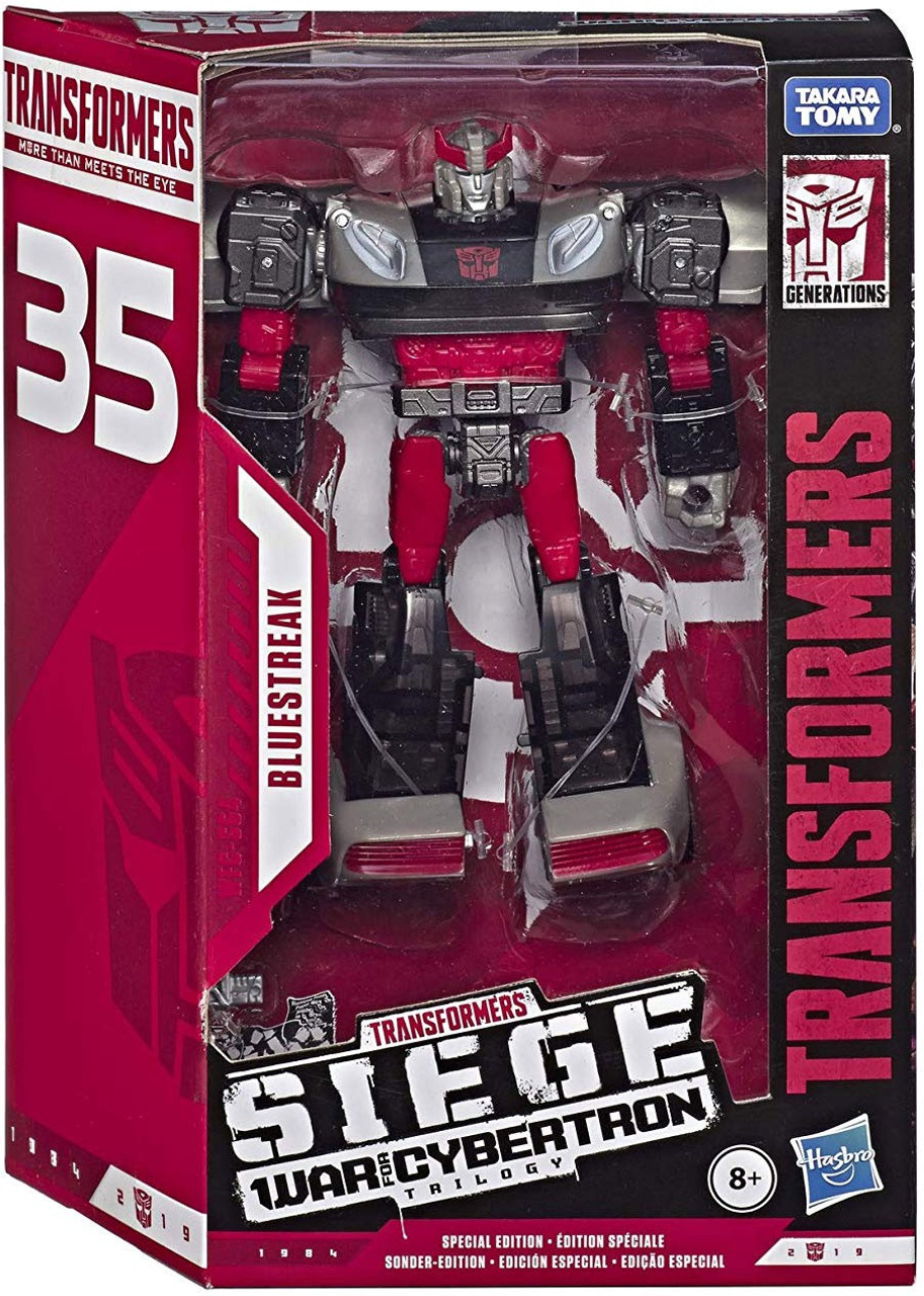 Transformers Generations War for Cybertron Prowl Ironhide WFC Siege Figure
