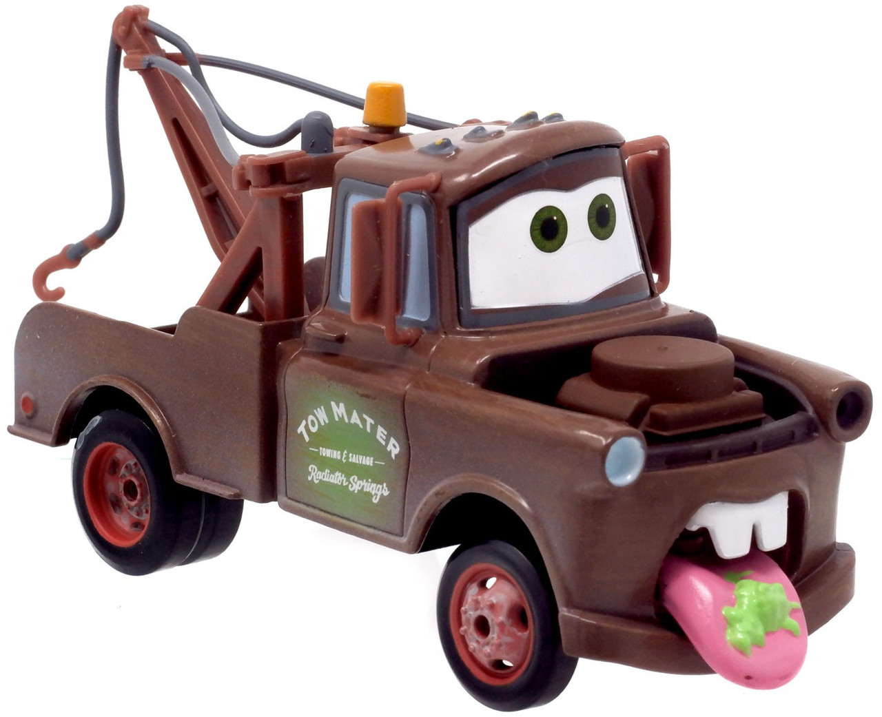 Disney Pixar Cars Cars 2 Wasabi Mater Exclusive 143 Diecast Car
