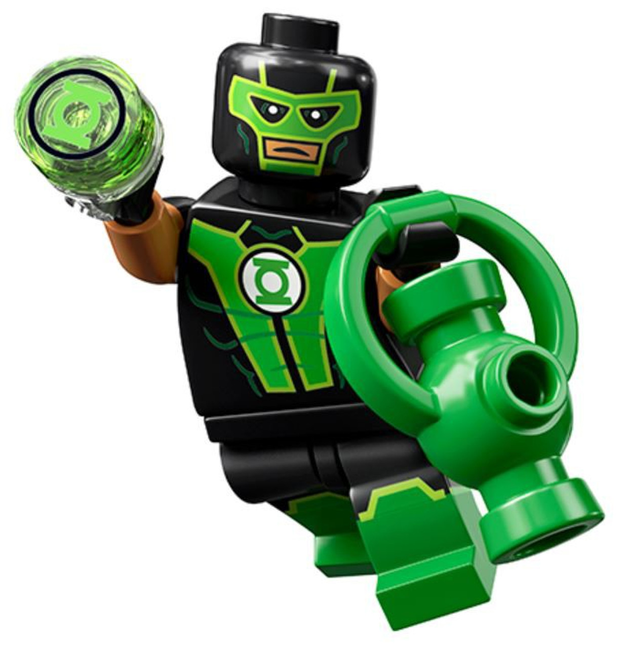 Becoming The Green Lantern In Roblox Roblox Adventures Superhero Lego Dc Super Heroes Simon Baz Green Lantern Minifigure 71026 Loose Toywiz