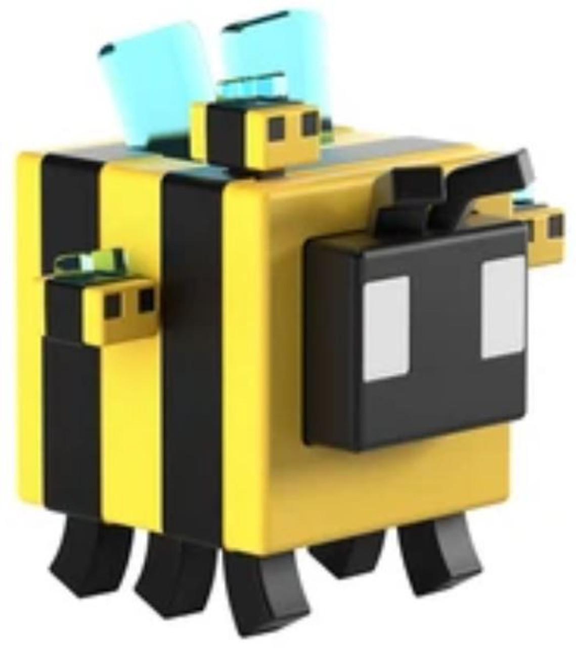Loose Minecraft Cute Series 18 Minebot Minifigure
