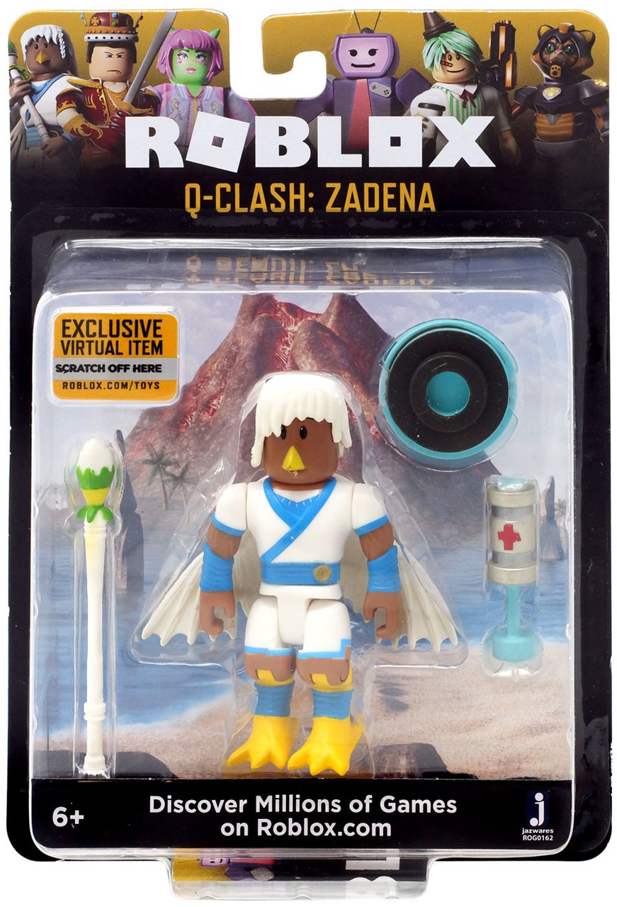 Roblox Captain Rampage Figure Pack Amazoncouk Toys Games Roblox Celebrity Collection Q Clash Zadena 3 Action Figure Jazwares Toywiz