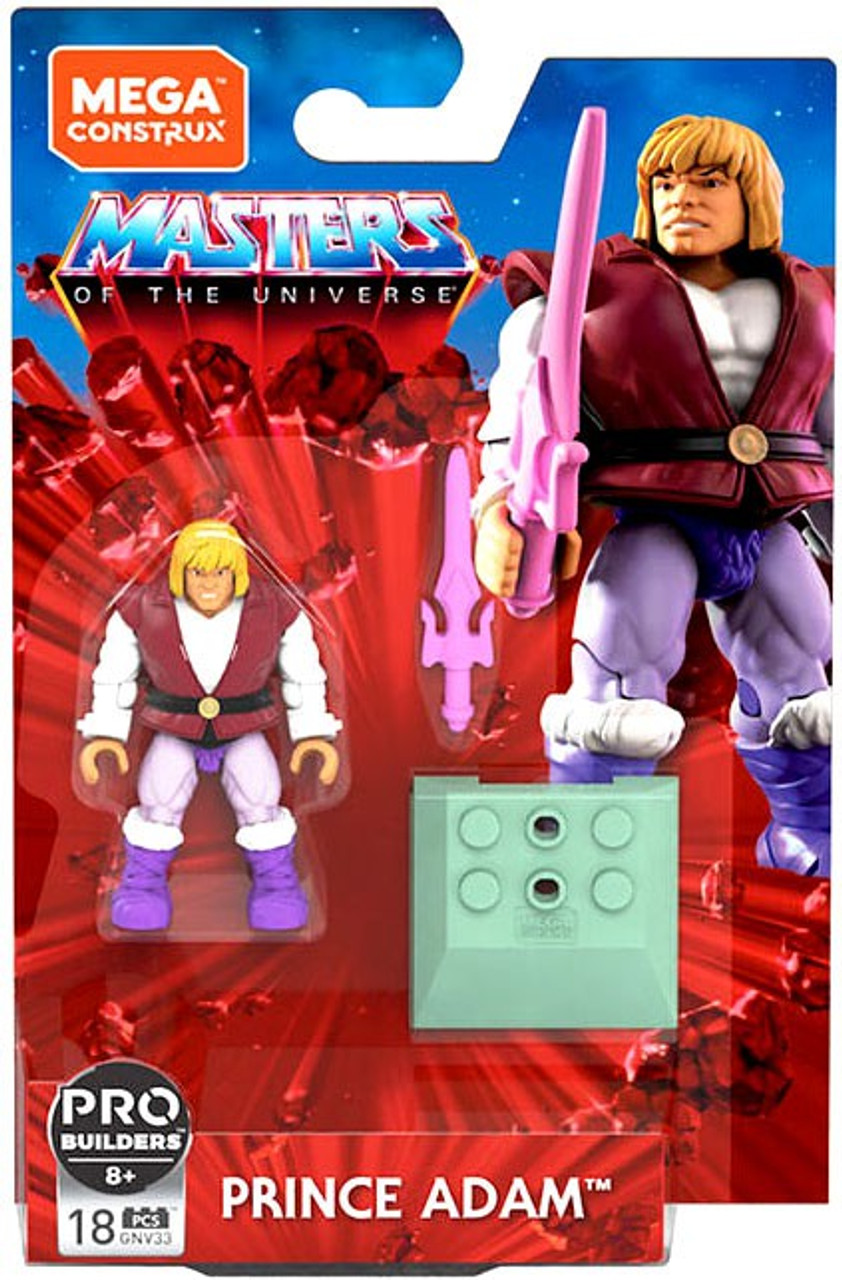 New in stock Mega Construx Pro Builders Masters of the Universe Stratos
