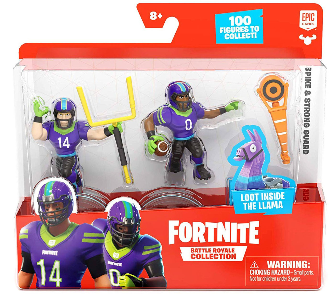 Duo Pack Battle Royale Collection Fortnite