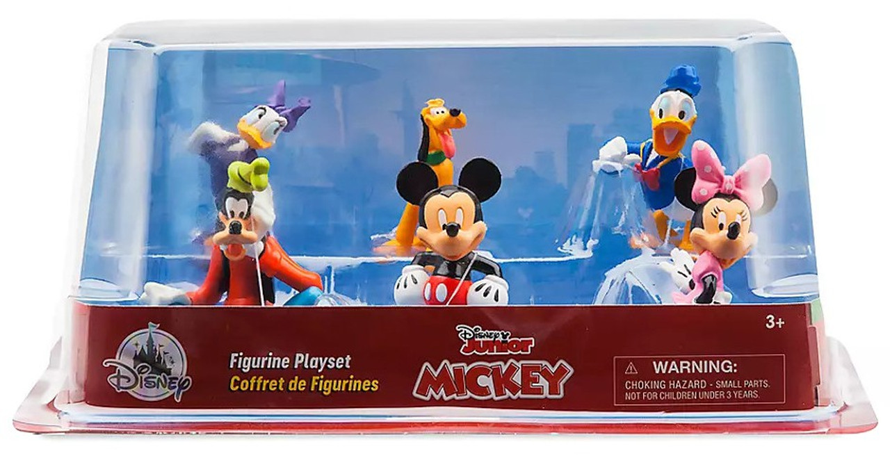 Disney Mickey Mouse Clubhouse Figure Set Minnie with Elephant