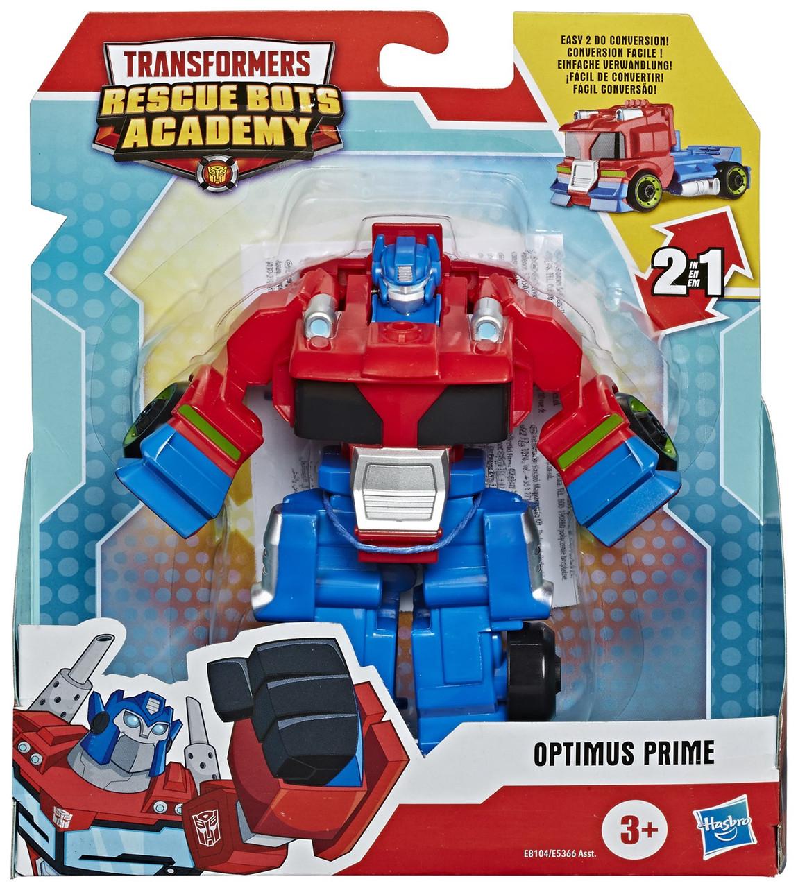 Transformers Rescue Bots Rescan Figure Playskool Heroes