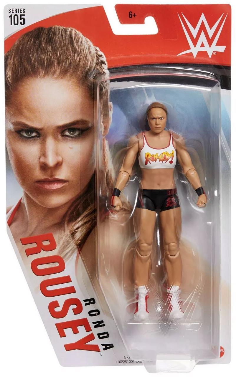 WWE Superstar Series 90 Ronda Rousey Action figure