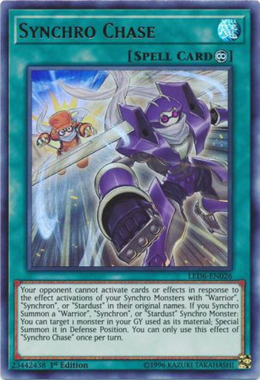 Favorite Hero NM Ultra Rare LED6-EN015