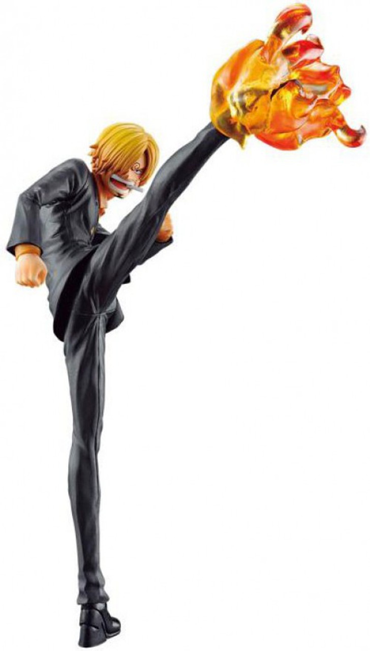 One Piece Ichiban Sanji 6 6 Collectible Pvc Figure Battle Memories Bandai Japan Toywiz