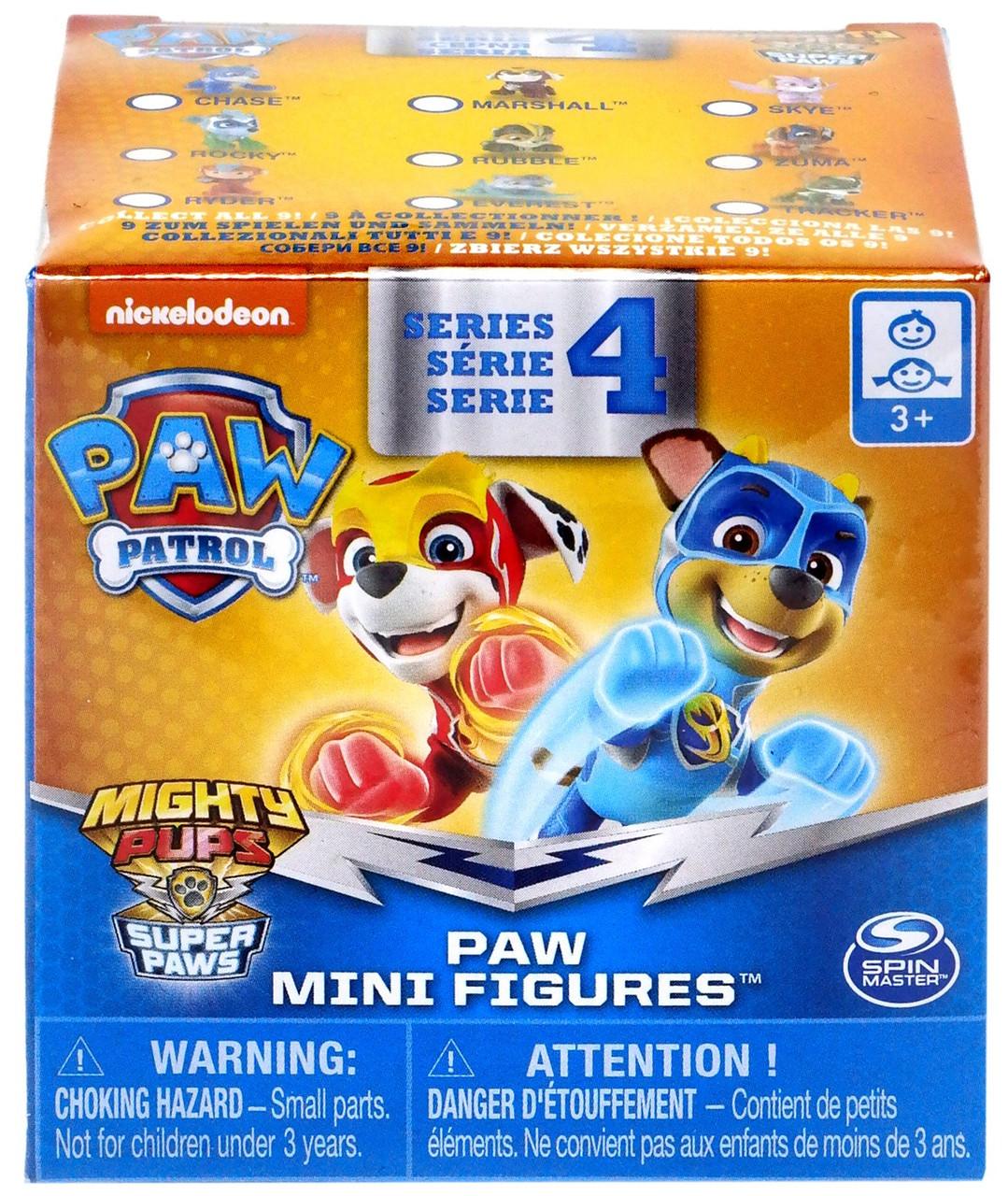 Paw Patrol open blind bag mini figure CHASE NEW