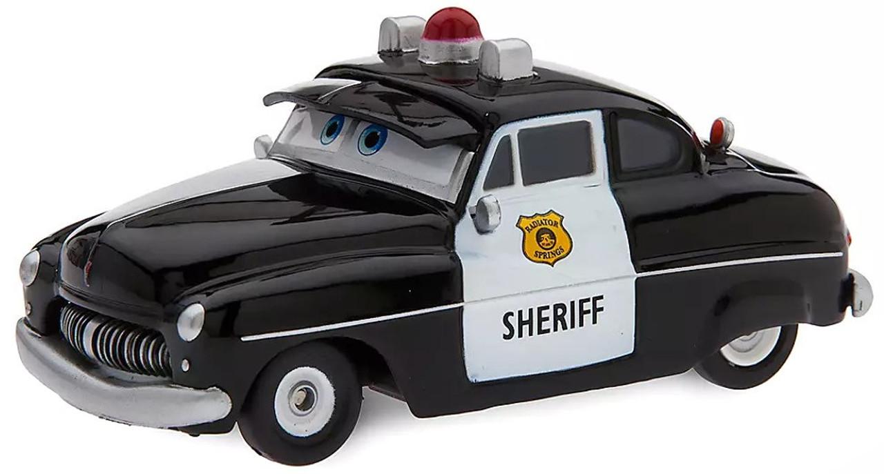Disney Sheriff Die Cast Car